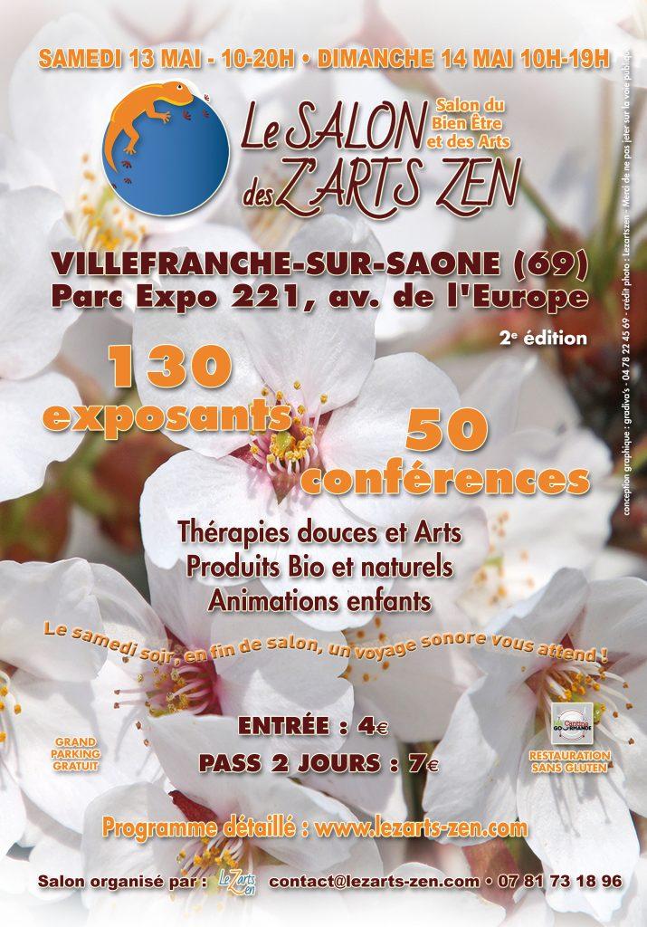 Bien-être, Salons du mieux être, Feng Shui à Villefranche-sur-Saône