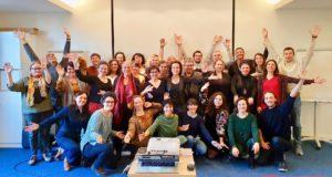 Groupe formation Méthode Phoenix Capacity en février 2020 à Paris