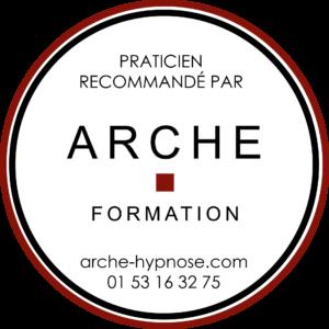 praticien recommandé par l'arche